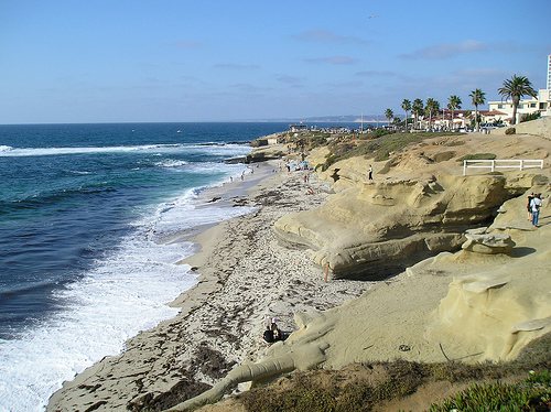 Bottomless Beaches http://www.everydaybetterliving.com/romantic_vacation/best_beach_california2.html