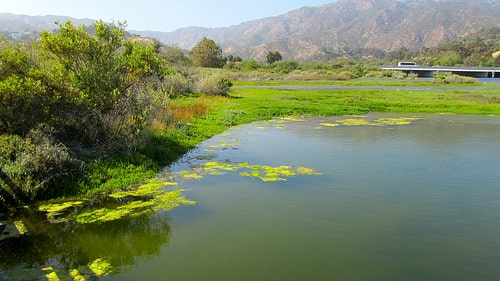 Malibu_Lagoon_beach, California