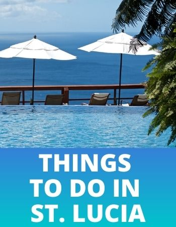 where is st lucia - things to do